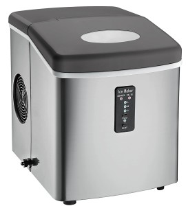 igloo counter top ice maker