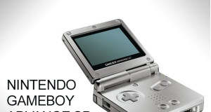 gameboy advance sp system